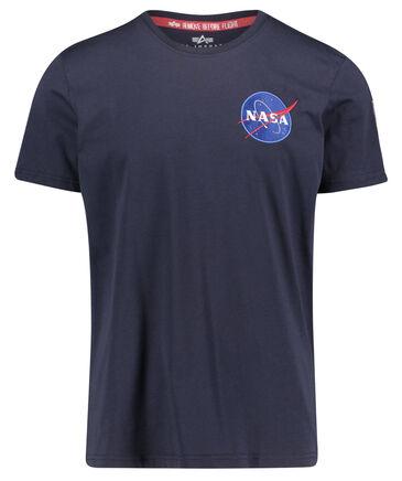 """Alpha Industries - Herren T-Shirt """"Space Shuttle"""""""
