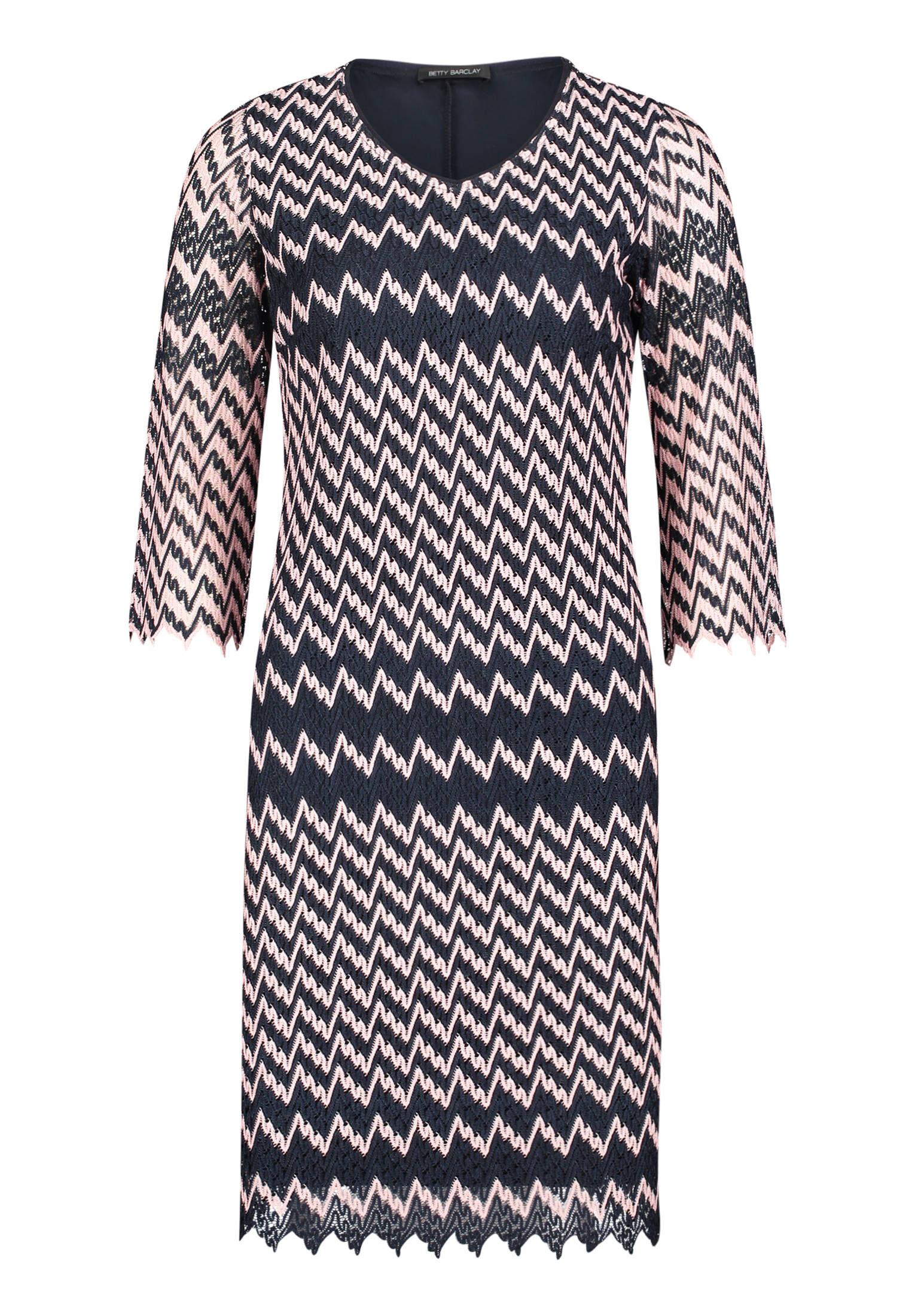 Betty Barclay Damen Kleid 3 4 Arm Kaufen Engelhorn