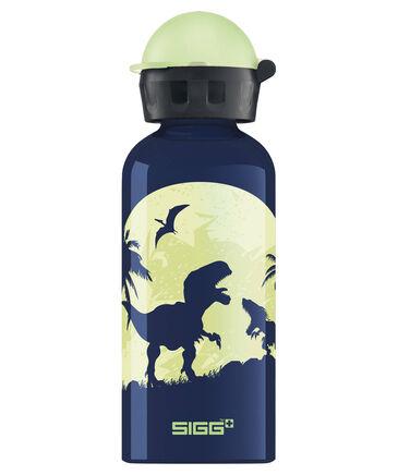 """SIGG - Kinder Trinkflasche """"Glow Moon Dinos"""" 0,4 Liter"""