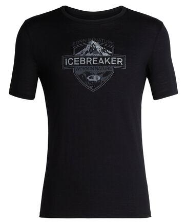 """Icebreaker - Herren Outdoor-Shirt """"Tech Lite SS Crewe Alpine Crest"""""""