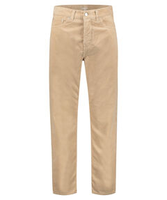 """Herren Cordhose """"Newel Pant"""" Relaxed Tapered Fit"""