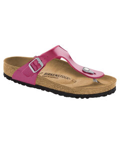 "Damen Zehensandalen ""Gizeh Electric Metallic Magenta"""