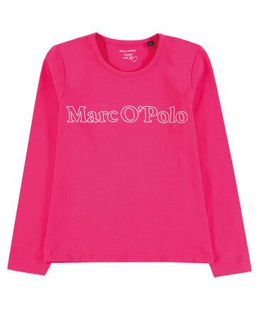 Marc O'Polo Junior - Mädchen Shirt Langarm