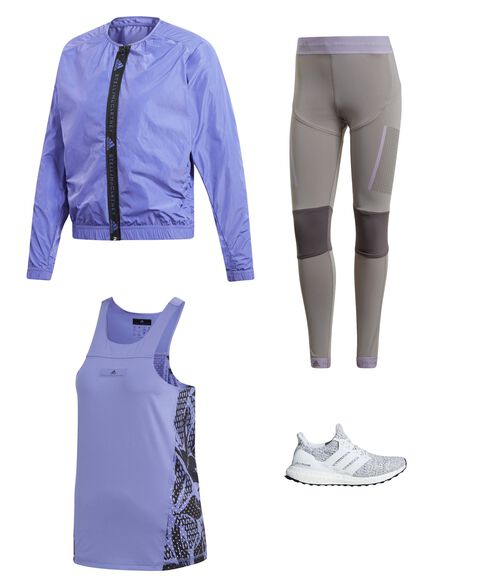 Outfit - Lilac Power
