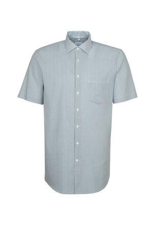 Seidensticker - Herren Hemd Regular Fit Kurzarm