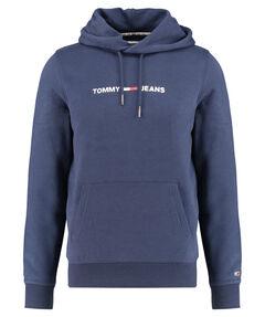 "Herren Sweatshirt ""TJM Straight Small Logo Hoodie"" mit Kapuze"