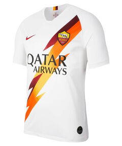 "Herren Fußballtrikot ""AS Roma Stadium Away 2019/20"" Kurzarm"