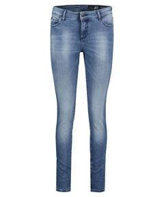Damen Jeans Super Skinny Mid Rise