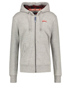 "Herren Sweatjacke mit Kapuze ""Orange Label Winter Cali Zip Hood"""
