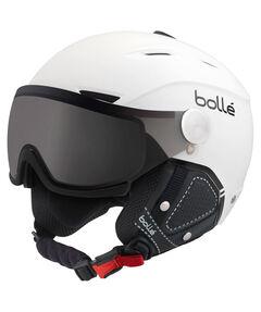 "Skihelm / Snowboardhelm  ""Blackline Visor Premium"""