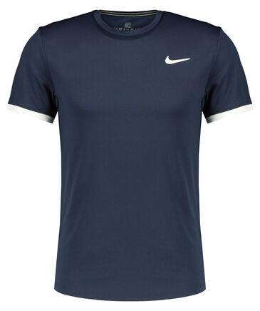 Nike - Herren Tennisshirt Kurzarm