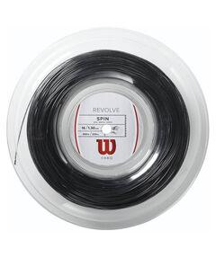 Tennissaite Revolve 16/1.30mm 200m Rolle black