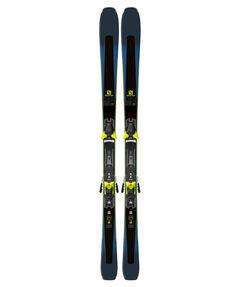 "Skier ""XDR 80 Ti"" inkl. Bindung ""Z12 Walk"""