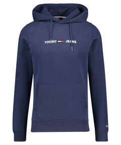 "Herren Sweatshirt mit Kapuze ""TJM Straight Logo Hoodie"""