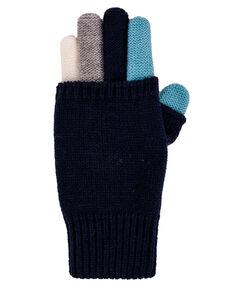 Kinder Strickhandschuhe