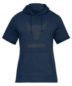 Herren Fitness-Sweater Kurzarm