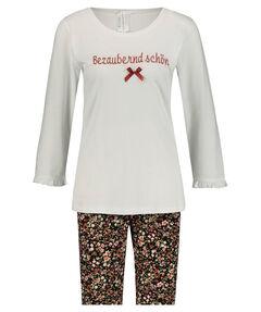 "Damen Pyjama ""Bezaubernd schön"""
