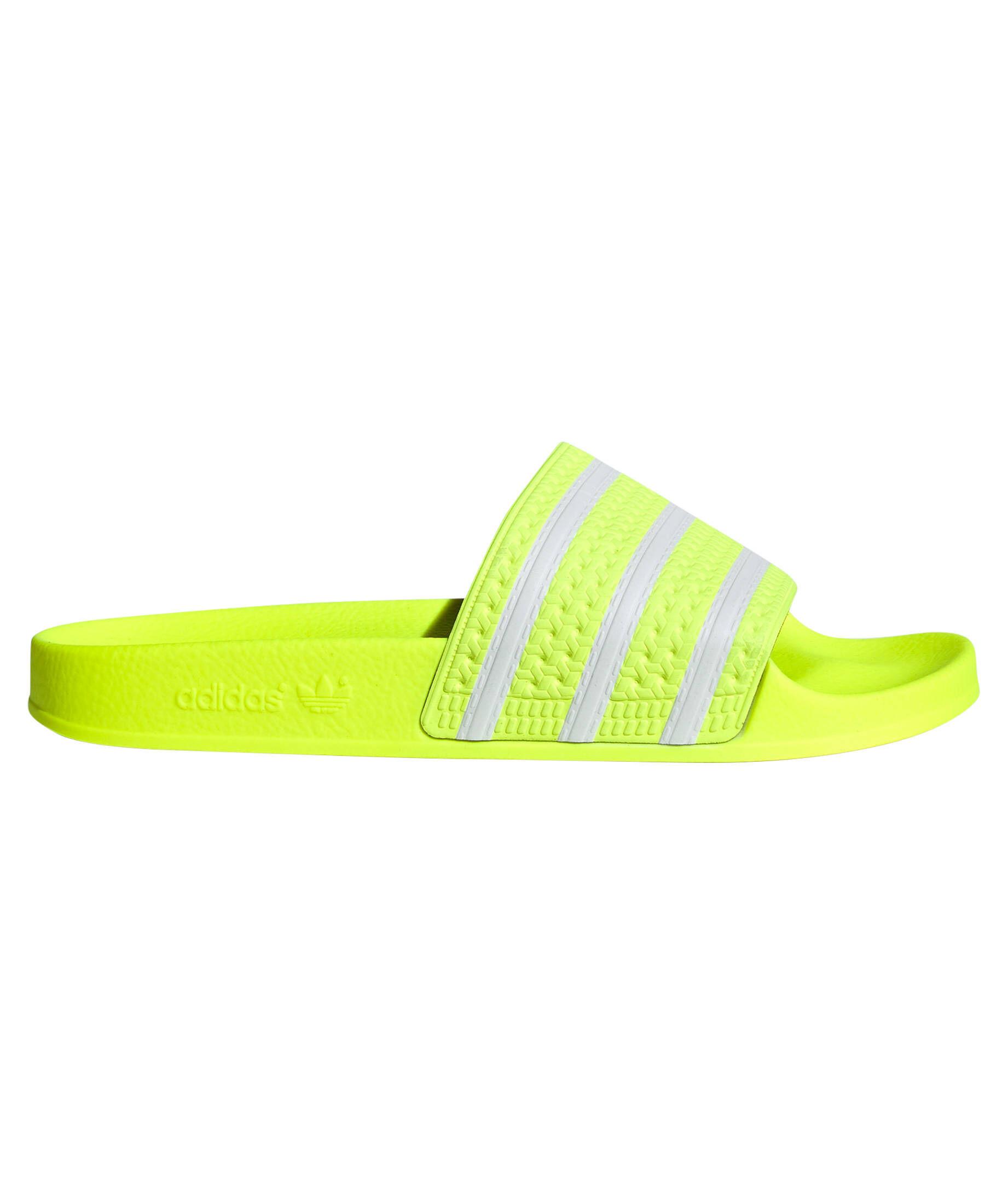 adidas Badeschuhe ADILETTE SCHWARZ WEISS Damen Schuhe