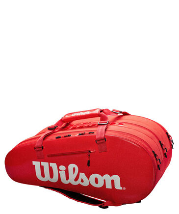 "Wilson - Tennistasche ""Super Tour 3 Compartment Bag"""