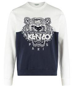 """Herren Sweatshirt """"Colorblocked Tiger"""""""