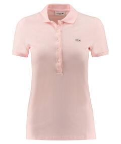 Damen Poloshirt Kurzarm Slim Fit