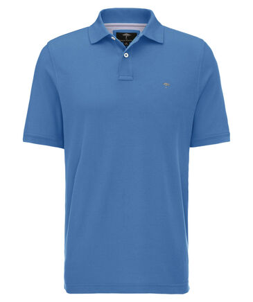 Fynch-Hatton - Herren Poloshirt Casual Fit Kurzarm