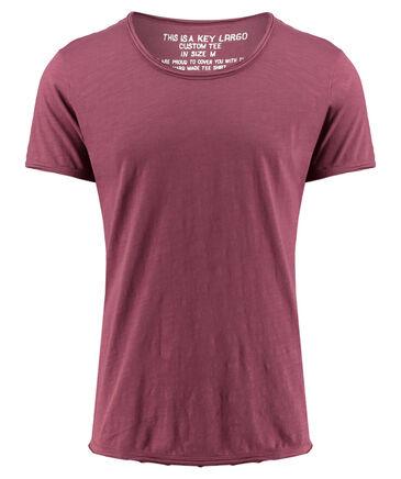 "Key Largo - Herren T-Shirt ""Bread New Round"""