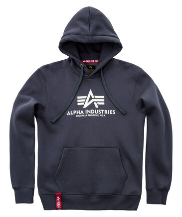 "Alpha Industries - Herren Kapuzensweatshirt ""Basic Hoody"""