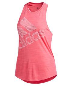 "Damen Shirt ""BOS Logo Tank"""