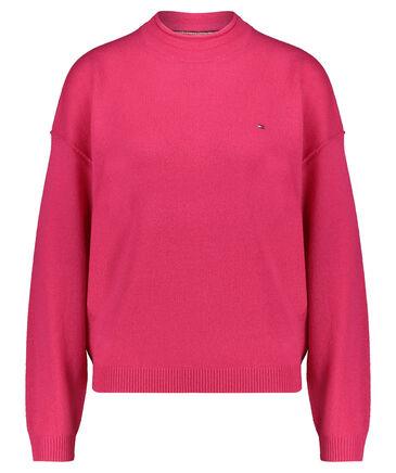 "Tommy Hilfiger - Damen Pullover ""Softwool Mock-Neck Sweater"""
