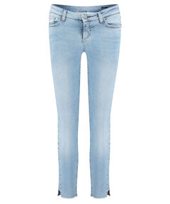"Damen Jeans ""Liu Stepped Hem"""