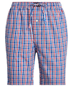 Herren Pyjamahose Kurz