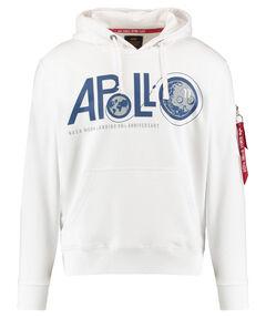 "Herren Kapuzensweatshirt ""Apollo 50"""