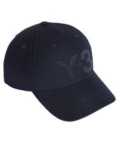 """Herren Cap """"Y-3 Logo"""""""