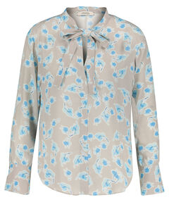 "Damen Bluse ""Radiant Leaves"" Langarm"