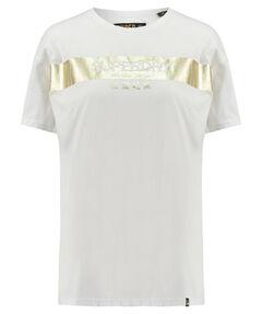 "Damen T-Shirt ""Premium Brand Foil Portland"""