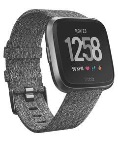 """Gesundheits- und Fitness-Smartwatch """"Versa"""" Charcoal"""