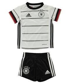 """Mädchen und Jungen Baby Fußball-Ausrüstung """"2020 Germany Home Babykit"""""""