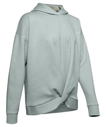 "Under Armour - Damen Sweatshirt mit Kapuze ""Recovery Fleece Wrap"""