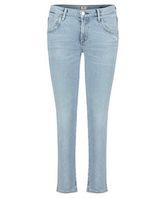 "Damen Jeans ""Elsa Crop"" Slim Fit verkürzt"