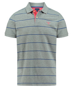 "Herren Poloshirt ""3-Color Piqué Rugger"" Regular Fit Kurzarm"