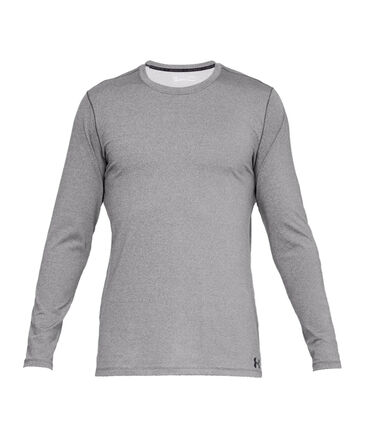 Under Armour - Herren Trainingsshirt Langarm