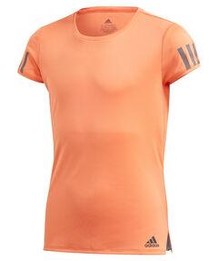 Mädchen Kinder Tennisshirt Kurzarm