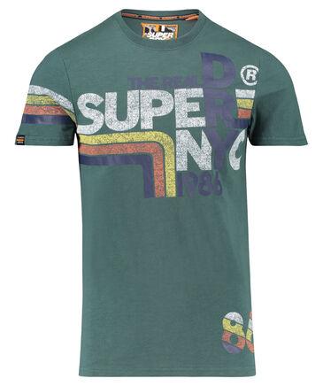 "Superdry - Herren T-Shirt ""Retro Entry Tee"""
