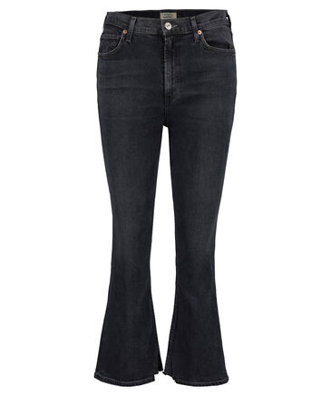 """Citizens of Humanity - Damen Jeans """"Demy Cropped Flare"""" Slim Fit"""