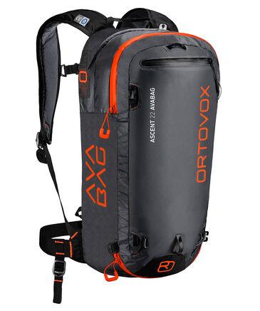 "Ortovox - Lawinenrucksack / Airbagrucksack ""Ascent 22 Avabag"""