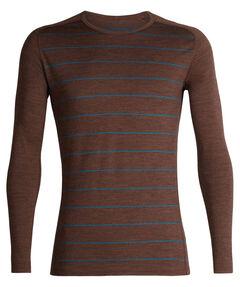 "Herren Funktionsunterhemd ""200 Oasis Deluxe Raglan Long Sleeve Crewe"" Langarm"