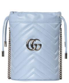 "Damen Beuteltasche ""GG Marmont Mini-Bucket Bag"""