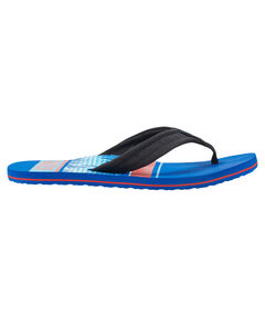 "Herren Zehensandalen ""Waters Blue Palm"""
