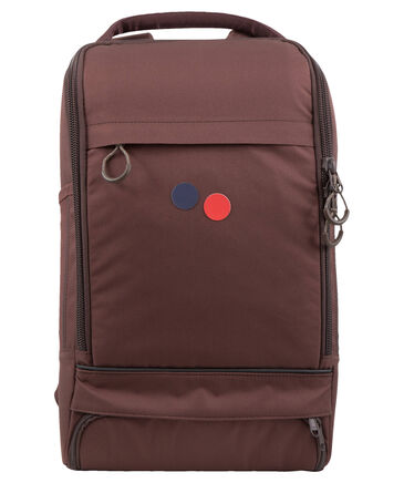 "Pinqponq - Rucksack ""Cubik Medium Maple Maroon"""